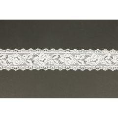 Nylon stretch lace 52mm - 25m