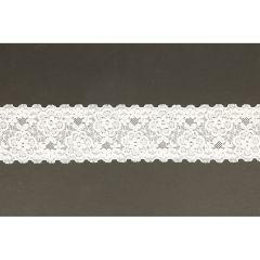 Nylon stretch lace 65mm - 25m