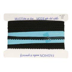 Bobbin lace colored 11mm - 25m