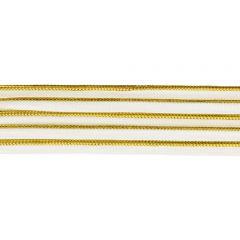 Bias piping gold 2mm - 25m