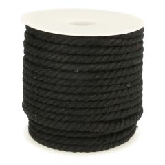 Twisted cord cotton 6mm - 25m