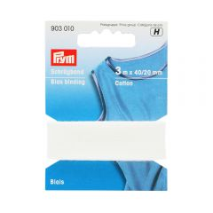 Prym Bias binding cotton 20mm - 5x3m