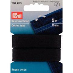 Prym Cotton tape 15mm - 5x5m