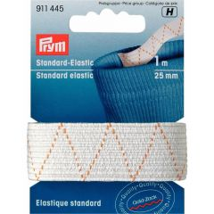 Prym Standard elastic 25mm - 5x1m