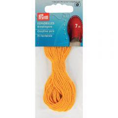 Prym Espadrilles - creative yarn yellow - 3x7m