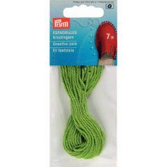Prym Espadrilles - creative yarn green - 3x7m