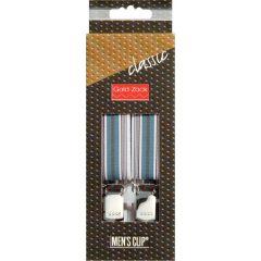 Prym Men's clip classic 110cm 25mm grey - 1pc