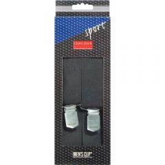 Prym Men's clip sport 120cm 35mm black - 1pc