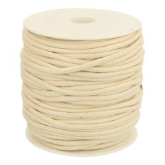 Braided Cord wax 3mm - 50m