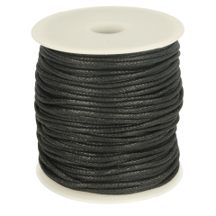 Waxed cord 2.00mm - 50m