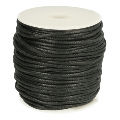 Waxed cord 2.50mm - 50m