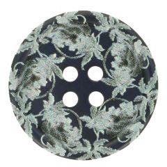 """Button Flowers 40"""" - 30pcs"""