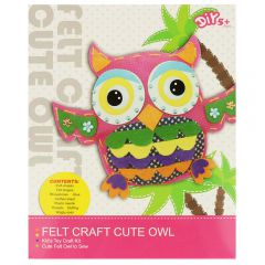 Felt craft kit for children - 1pc