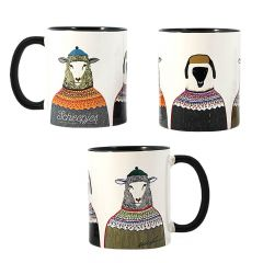 Scheepjes Limited Edition mug by Ashley Percival - 1pc