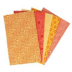 Tissu de Marie Fat quarter bundles - 3pcs