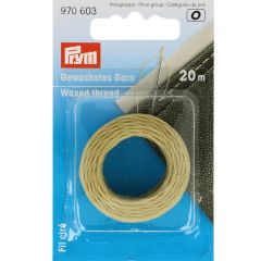 Prym Waxed thread - 5x20m