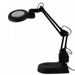 Magnifying lamp with stand - 1pc