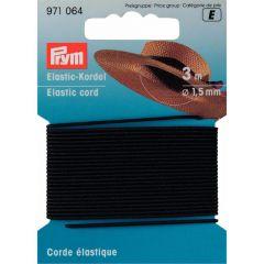 Prym Elastic cord 1,5mm 3m - 5pcs. E