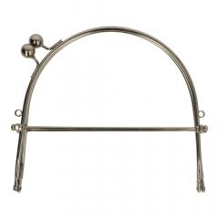 Bag frame metal 15.5cm - 3pcs