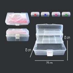Opry Sewing box 29x15x15cm - 6 liter - 1pc