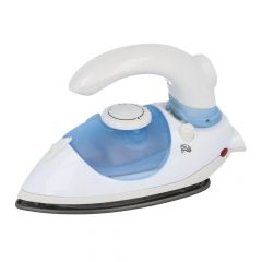 Opry Travel iron 17.5cm white blue - 1pc