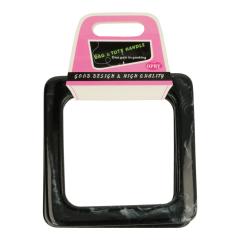 Bag handle plastic 13cm - 3 pairs