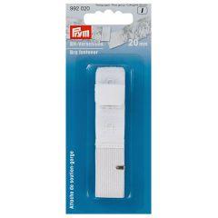Prym Bra fastener 3-way adjustable 20mm white - 5pcs