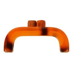 Bag handle plastic 11,5cm - 3pcs - turtle