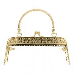 Bag handle metal 18,5cm - 3pcs