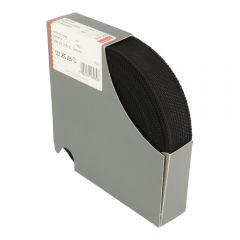 Prym Jersey elastic 30mm black - 10m