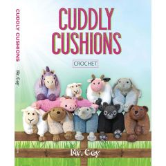 Cuddly Cushions -  Mr. Cey - 1pc