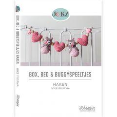 Box, Bed en Buggy haken - Joke Postma - 1pc