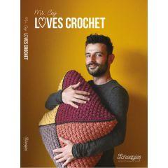 Mr Cey loves crochet - 1pc