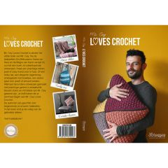 Mr Cey loves crochet - 1pc