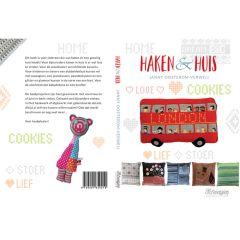 Haken & Huis - Janny Oosterom - Verweij - 1pc
