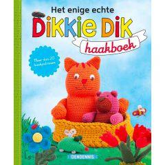 Het enige echte Dikkie Dik haakboek - DenDennis - 1pc