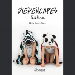 Dierencapes haken - Hedy Kunst-Drost - 1pc