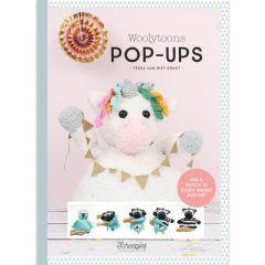Woolytoons pop-ups - Tessa van Riet-Ernst - 1pc
