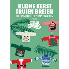 Knitting little Christmas sweathers - M. Voorsluijs - 1pc