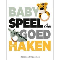 Babyspeelgoed haken - Rosanne Briggeman - 1pc