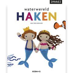 Waterwereld haken - Bas den Braver - 1pc