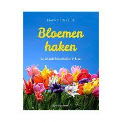 Bloemen haken Marjolein Flick - 1pc