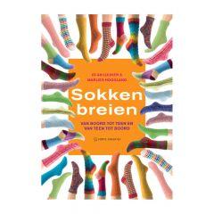 Sokken breien - Jo An Luijen & Marlies Hoogland - 1pc