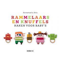 Rammelaars en knuffels - Annemarie Arts - 1pc