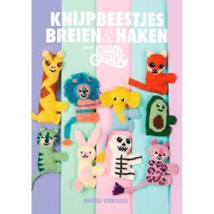 Knijpbeestjes breien en haken - Marieke Voorsluijs - 1pc