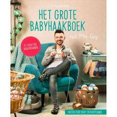 Het grote babyhaakboek - Mr. Cey - 1pc