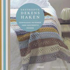 Gestreepte dekens haken - Haafner Linssen - 1pc