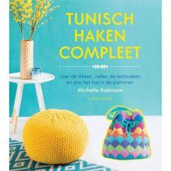 Tunisch Haken compleet (crochet book) - Michelle Robinson