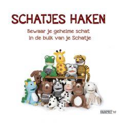 Schatjes Haken - Anja Toonen - 1pc