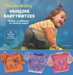 Vrolijke babytruitjes - Marijke de Jong - 1pc